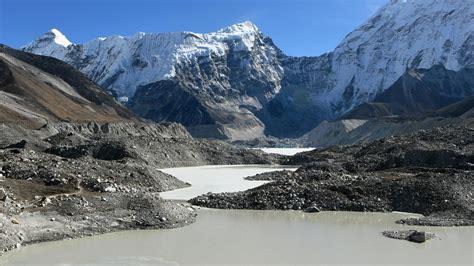 les glaciers de lhimalaya fondent deux fois  vite qu