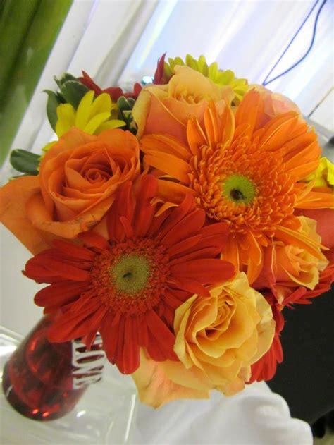 Gerber Daisies Bouquets Orange Gerber Daisy Bouquet My