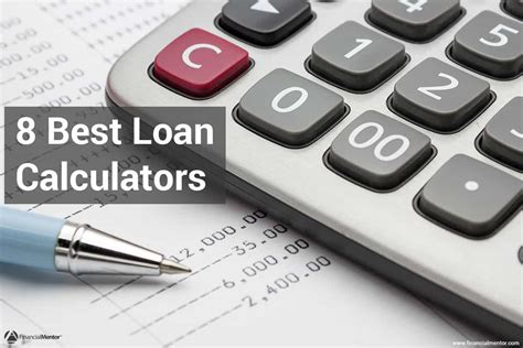 loan calculator   loan calculators