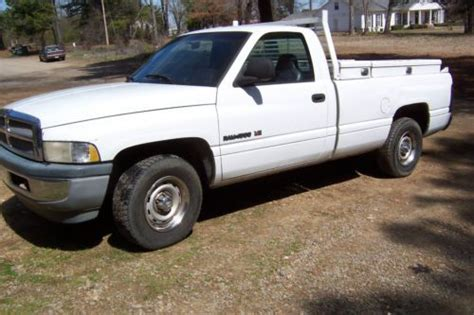 Buy Used 2001 Dodge Ram 1500 Regular Cab Long Bed V6 In