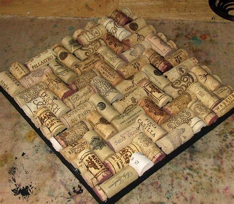 christmas cork crafts wine cork trivet 15 interesting ways to make guide patterns