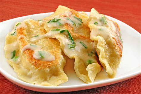 pierogi recipe potato and cheese pierogi mygourmetconnection