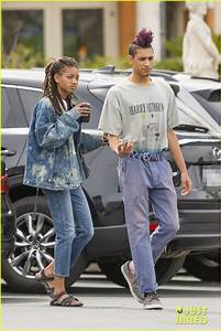 Willow Smith U0026 Tyler Cole Step Out Ahead Of His U002639love At