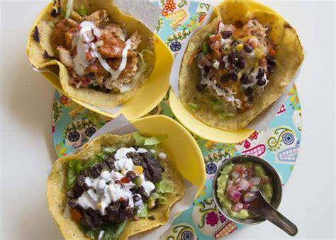review authentic mexican tortillas  baha taco