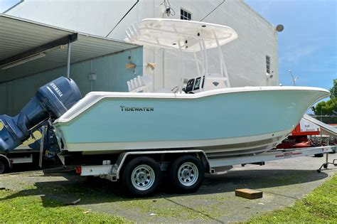 Tidewater Boat House by New 2014 Tidewater 230 Cc Adventure Center Console Boat