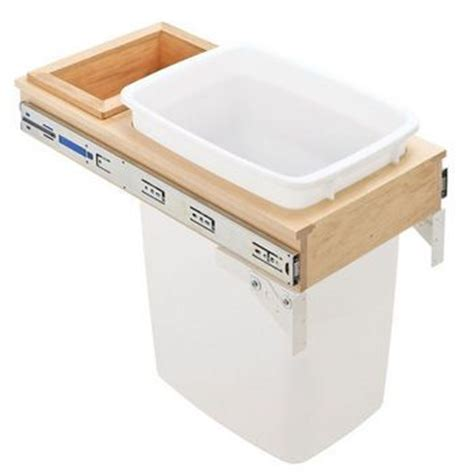 kitchen cabinet trash drawer i can retrofit change or add to my kitchen pull out 5840