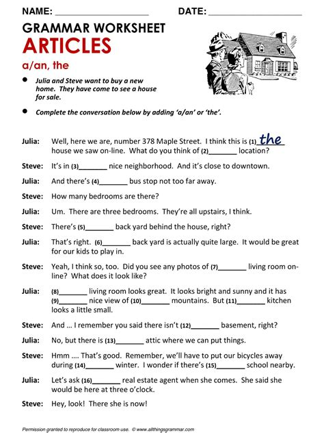 articles  images english grammar