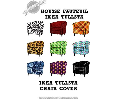 ektorp tullsta chair cover pattern ikea tullsta chair cover pattern patron housse by needlesandco