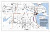MI County Road Info - VVMapping.com