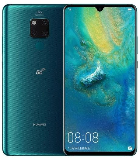 huawei mate    arrives  china  august