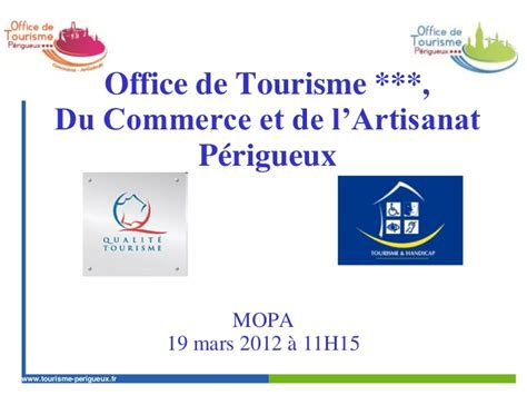 chambre du commerce et de l artisanat la démarche qualité à l 39 office de tourisme du commerce et