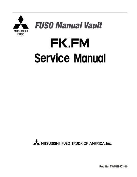 Mitsubishi Fuso Fighter Truck Usa