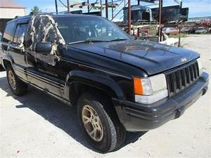 94 95 96 97 98 Jeep Grand Cherokee Rear Axle Assembly