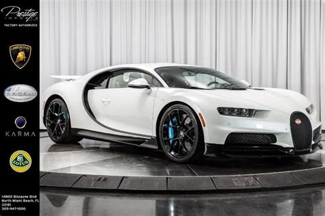Every element of the chiron is a combination of reminiscence to its history and the most innovative technology. 2019 Bugatti Chiron North Miami Beach FL 33925719