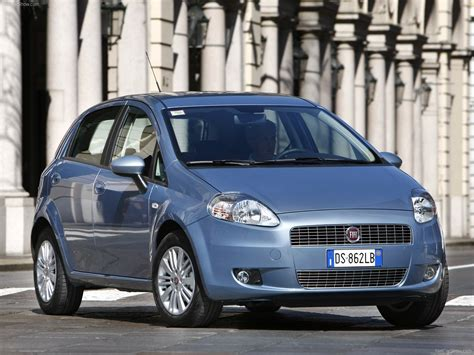 Fiat Grande Punto Natural Power Picture 58873 Fiat