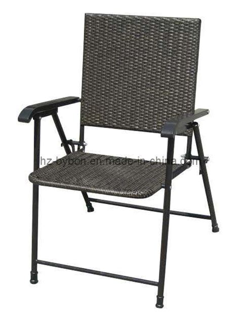 china resin wicker folding chair c 018 china folding