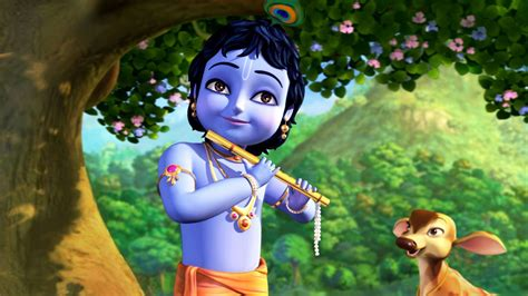 Krishna Animated Wallpaper - animated krishna hd desktop wallpaper instagram photo
