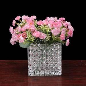 Gros Vase En Verre : achetez en gros carr vase en verre en ligne des grossistes carr vase en verre chinois ~ Melissatoandfro.com Idées de Décoration
