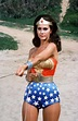 Lynda Carter played Wonder Woman in the TV series from ...