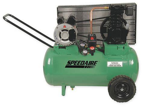 speedaire air compressor hpv psi nnf