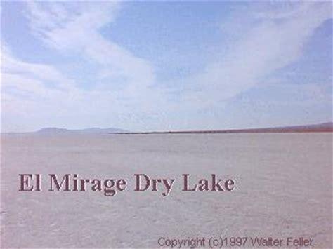 El Mirage Lake Bed by El Mirage Lake Bed Weather