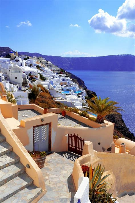 santorini greece pictures   images