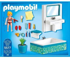 Playmobil Salle De Bains Avec Baignoire (5577) Au Meilleur