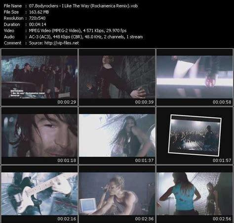 Music Video Clips Of Lcd Soundsystem, Bodyrockers