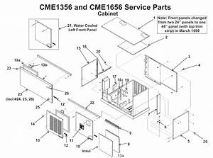 Scotsman Cme1356 Ice Machine Parts Diagram