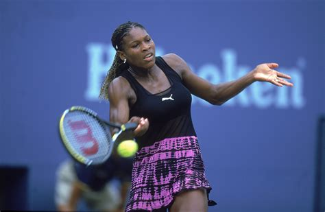 Serena and Venus Williams 2000