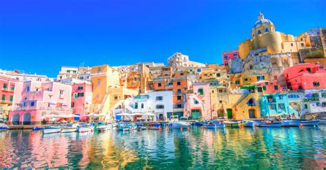Procida Island Traveling And Tourisme