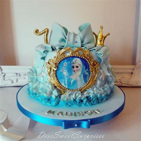 Make A 'frozen' Cake And Stay Sane!  Toast & Butter