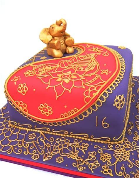 Bollywood Elephant Cake   A Bite of Delight