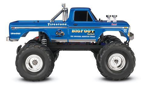 monster trucks video traxxas bigfoot no 1 ripit rc rc monster trucks rc