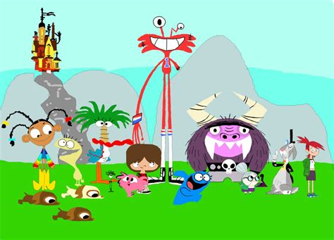 Foster's Home For Imaginary Friends By Nickywindu On Deviantart
