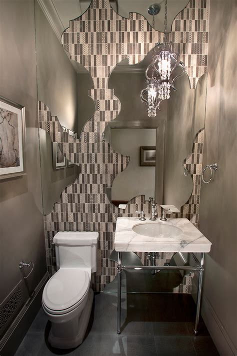 powder rooms  panache