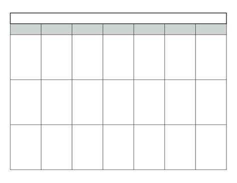 free weekly calendar template new free printable weekly calendars downloadtarget