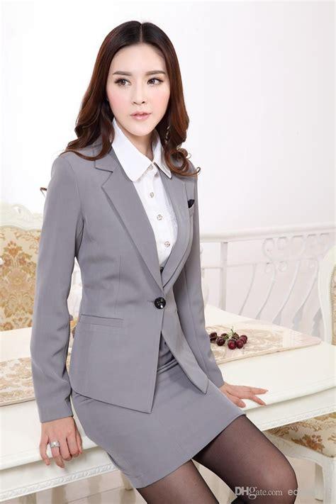 Discount Womens Suit Sets Women Suits Pinterest School Uniform Style Professional Attire