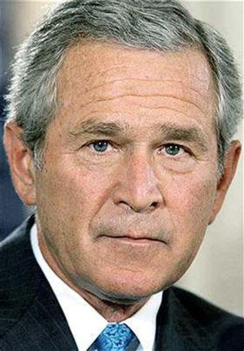 biografia de george bush hijo presidente republicano de ee uu