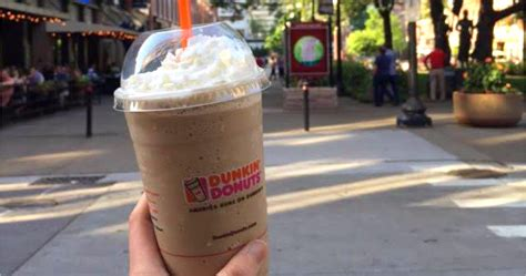 Dunkin' Donuts Is Giving Away Free Side Effects Of Coffee In Urdu Starbucks Machine Amazon For The Office Baileys Recipes Drinks Service And Recipe Benefits Mix