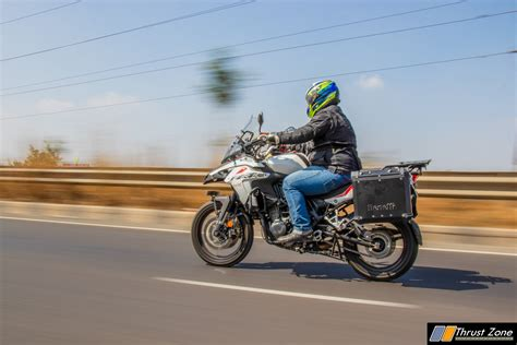 Review Benelli Trk 502x by Benelli Trk 502x India Review 23 Thrust Zone
