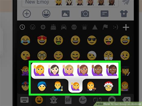 emoji on android the best way to get emoji on android wikihow