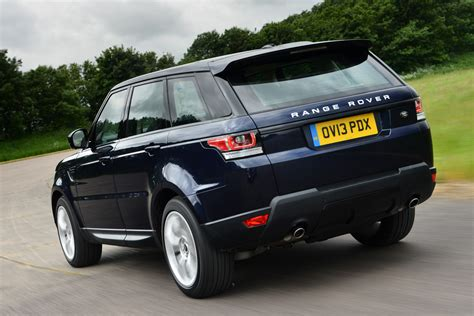range rover sport  pictures auto express
