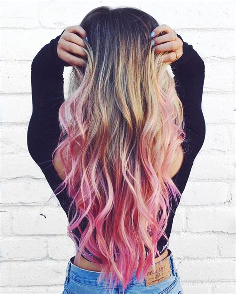 25 Best Ideas About Pink Hair Tips On Pinterest Pink
