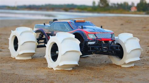 New 3d Printed Rc Car Tires