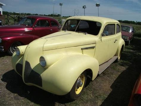 1939 Buick 2 door sedan | .Ratrods | Pinterest