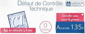 Controle Technique As : amende contr le technique comment faire legipermis ~ Medecine-chirurgie-esthetiques.com Avis de Voitures