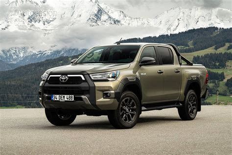 Check out the stunning new light designs and the range of robust wheel designs that further enhance its tough good looks. Ya a la venta el nuevo Toyota Hilux 2021: invencible ...