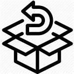 Icon Return Reorder Exchange Logistics Business Refund