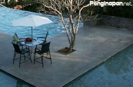 fasilitas kolam renang penginapannet